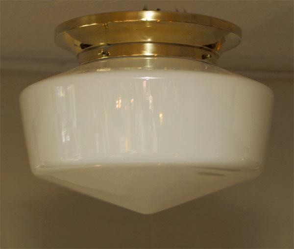 art deco deckenlampe deckenleuchte jugendstil messing lampe. Black Bedroom Furniture Sets. Home Design Ideas