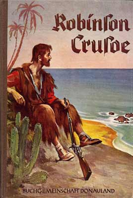 analysis of robinson crusoe as the Analysis the impetus for the idea for robinson crusoe came to defoe from his reading of the account of a man named alexander selkirk who, in a fit of anger, had himself put ashore on a deserted island earlier, selkirk had gotten into a fight with a fellow crewman and had himself and his effects put ashore on an island outside of chili.