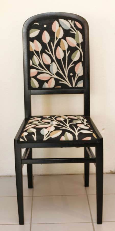 art deco stuehle jugendstil sessel. Black Bedroom Furniture Sets. Home Design Ideas